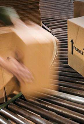 Logistics & spare parts